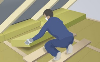 Efterisoler loftet og tjen mange penge