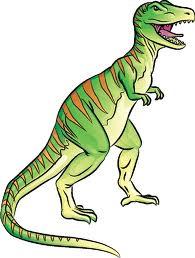 Dinosaurus Tegning En Malebog Til Børn Sparet Er Tjent